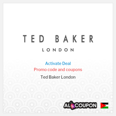 Ted Baker | Ultimate Discount Codes & Sales Jordan