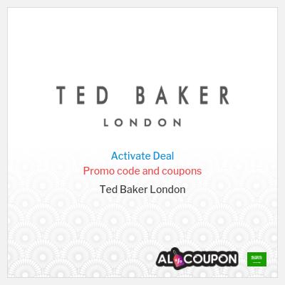 Ted Baker | Ultimate Discount Codes & Sales Saudi Arabia