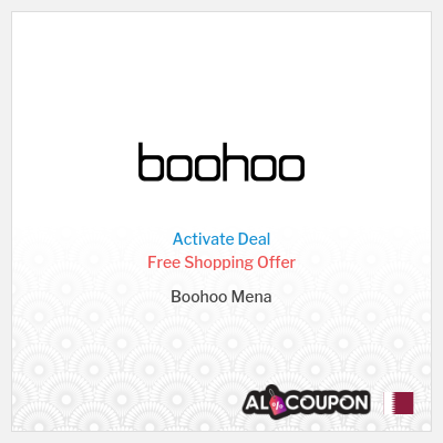 Boohoo Free Shipping Offer | To all Qatar cities