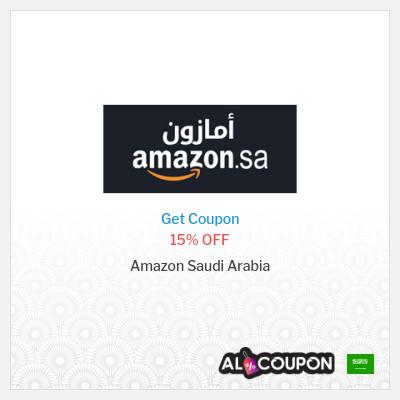 Amazon KSA Coupon Codes & Discounts 2020