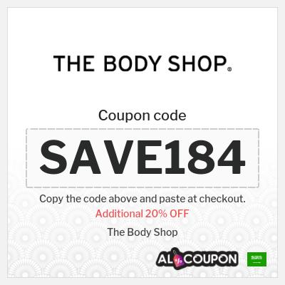 The Body Shop promo code Saudi Arabia | Sales valid sitewide