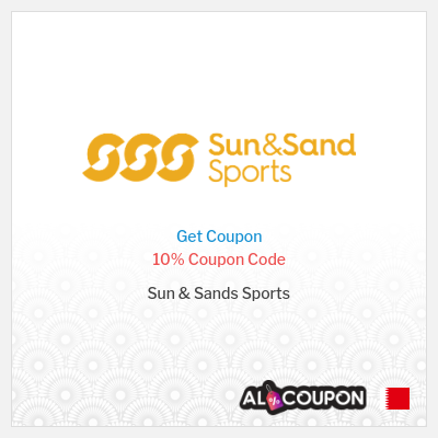 Sun and Sands Sports discount code 2021 | 10% OFF First Order