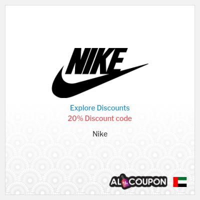 Nike discount code UAE   Nike online