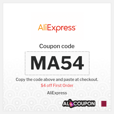 Aliexpress Promo Codes, Coupon Codes & Discounts Qatar