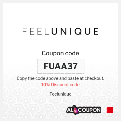 Feelunique promo code Bahrain for All Products | At 10%