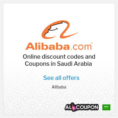 Alibaba | Discount Codes & coupons Saudi Arabia