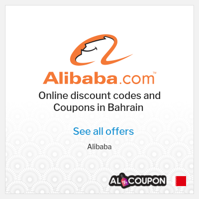 Alibaba | Discount Codes & coupons Bahrain