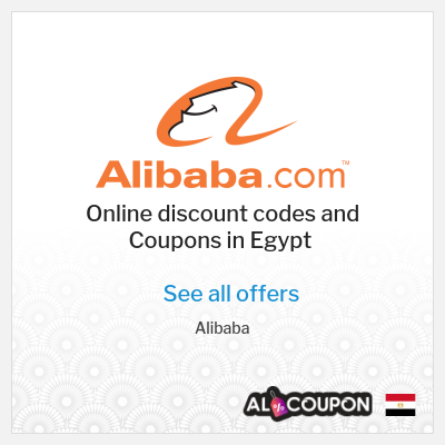 Alibaba   Discount Codes & coupons Egypt