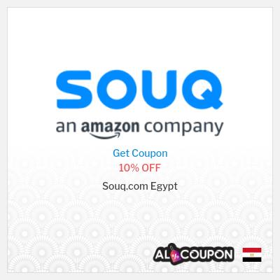 Souq.com Egypt New User Coupon | 10% OFF Promo code