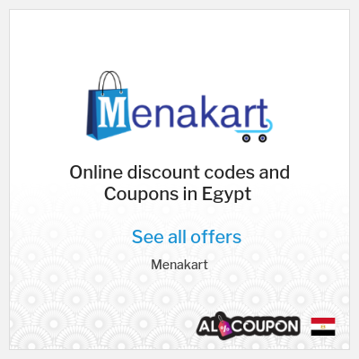 Reasons to shop at Menakart online store