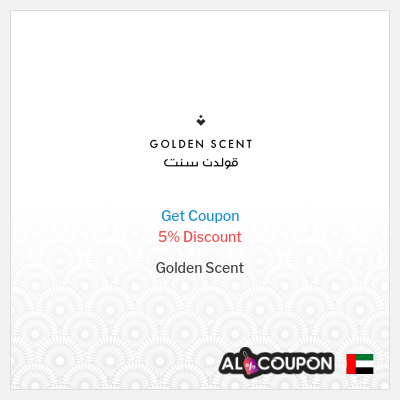 Golden Scent UAE's Coupons and Promo Codes