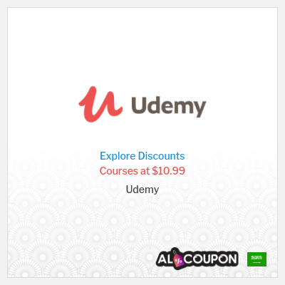 Udemy coupon code 2021 | Redeem the latest Udemy promo codes