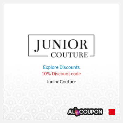 Junior Couture Discount Code Bahrain | Valid sitewide