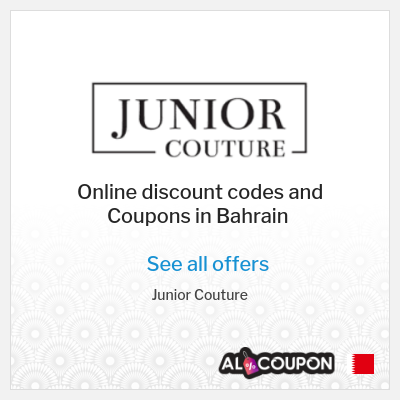 Reason to shop at Junior Couture website