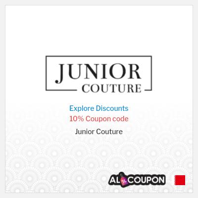 10% Junior Couture promo code Bahrain | Valid sitewide
