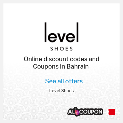 Reasons to shop at Level Shoes online store