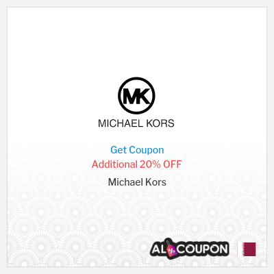 Michael Kors Coupon Code 2020 | Best Offers & Discounts