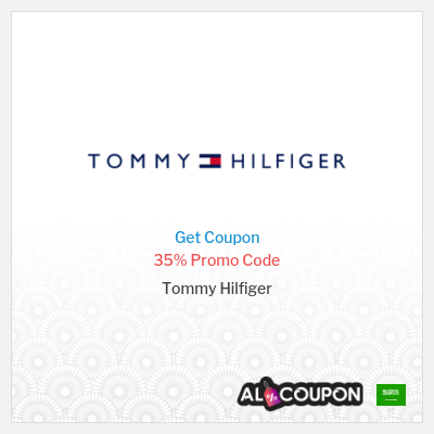 Tommy Hilfiger Sale Saudi Arabia up to 35% | Full-priced items only