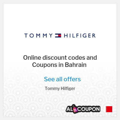 Reasons to shop at Tommy Hilfiger website