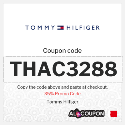 35% Tommy Hilfiger coupon code 2020 + Discounts up to 50%