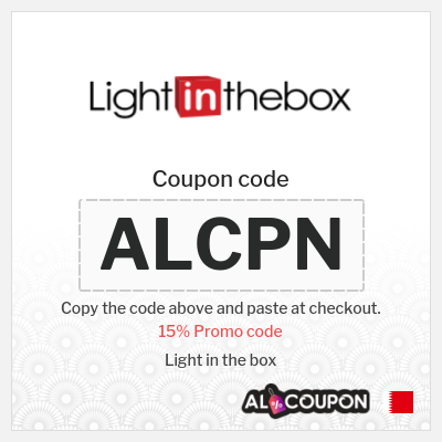 Lightinthebox offers up to 80% + 15% Lightinthebox discount code