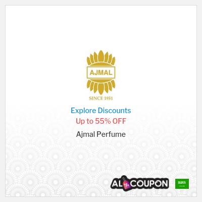 Ajmal Perfume discount code 2020   Shop the best fragrances