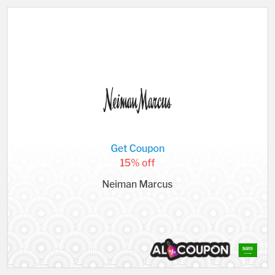 Neiman Marcus Sale | Promo Codes valid throughout 2020