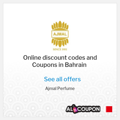 Advantages of shopping at Ajmal perfume Bahrain: