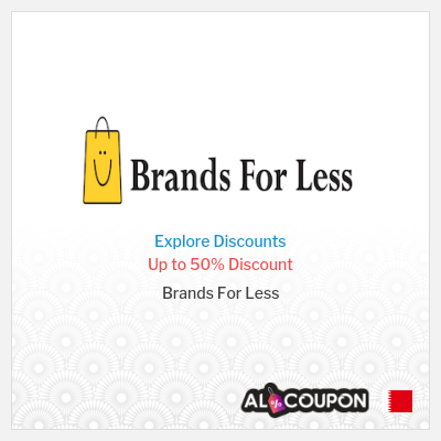 Brands For Less Offers up to 50% + Additional discount codes