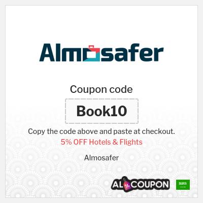 Almosafer Saudi Arabia Promo Codes & Voucher Codes
