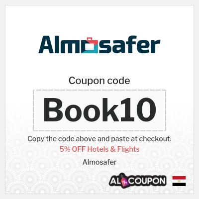Almosafer Egypt Promo Codes & Voucher Codes